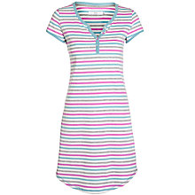 Buy John Lewis Multi-Stripe Nightdress, Multi Online at johnlewis.com