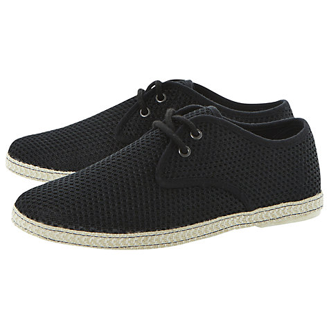 Buy Dune Fennton Lace Up Espadrilles Online at johnlewis.com
