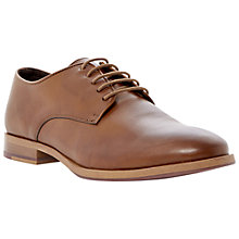 Buy Bertie Randolph Leather Gibson Shoes, Tan Online at johnlewis.com