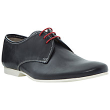 Buy Dune Curious Contrast Sole Shoes, Navy Online at johnlewis.com
