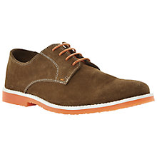 Buy Dune Bailey Suede Desert Shoes Online at johnlewis.com