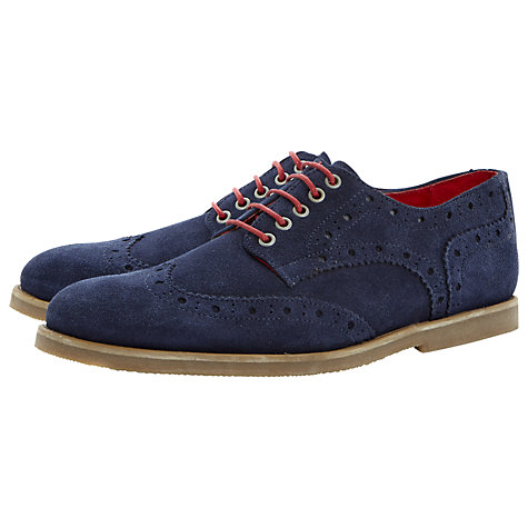 Buy Bertie Brentwood Brogue Desert Shoes Online at johnlewis.com