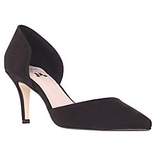 Buy Miss KG Celina Court Shoes, Black Online at johnlewis.com