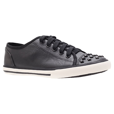 Buy Miss KG Bret Trainers, Black Online at johnlewis.com