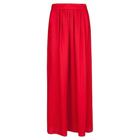 Buy Mango Flowy Long Skirt Online at johnlewis.com