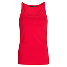 Buy Mango Strap Cotton Top Online at johnlewis.com