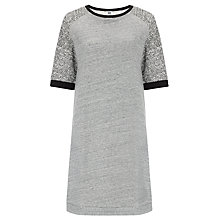 Buy Kin by John Lewis Contrast Melange Sweat Dress, Multi Online at johnlewis.com