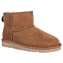 Buy UGG Classic Mini Boots Online at johnlewis.com