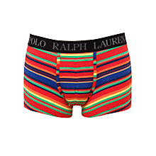 Buy Polo Ralph Lauren Multi-Stripe Trunks Online at johnlewis.com
