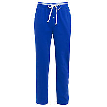 Buy Polo Ralph Lauren Slub Jersey Trousers Online at johnlewis.com