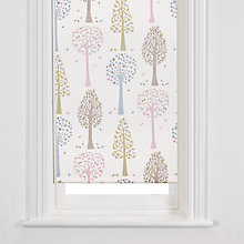 Buy John Lewis Magic Trees Blackout Roller Blind, Multi Online at johnlewis.com