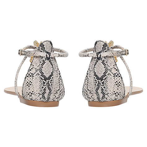 Buy Miss KG Delight T-Bar Sandals, Beige Online at johnlewis.com