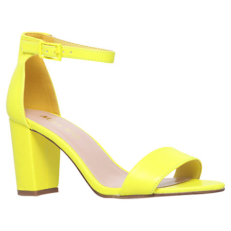 Buy Miss KG Paige Block Heel Sandals Online at johnlewis.com