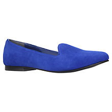 Buy Miss KG Nieve Slipper Shoes, Cobalt Online at johnlewis.com