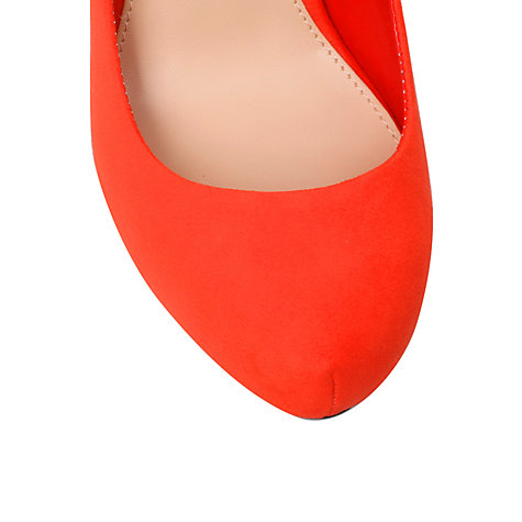 Buy Miss KG Annie Suedette Court Shoes Online at johnlewis.com