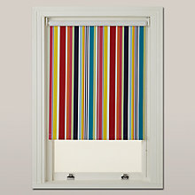 Buy John Lewis Carnival Stripe Blackout Roller Blind Online at johnlewis.com