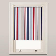 Buy John Lewis Coastal Stripe Blackout Roller Blind, Multi Online at johnlewis.com