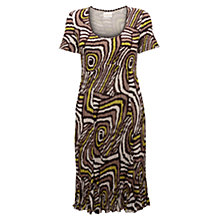 Buy East Zebra Bubble Dress Online at johnlewis.com