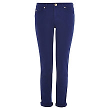 Buy Oasis Cheery Crop Jean Online at johnlewis.com