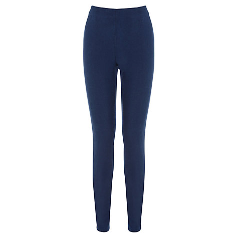 Buy Oasis Cara Rinse Wash Zip Jegging Online at johnlewis.com