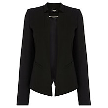 Buy Oasis Kelly Jacket, Black Online at johnlewis.com