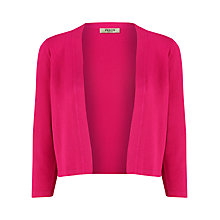 Buy Precis Petite Shrug, Peony Online at johnlewis.com