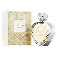 Buy Elizabeth Arden Untold Eau Legere Eau de Parfum, 100ml Online at johnlewis.com