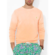 Buy Polo Ralph Lauren Classic Sweatshirt Online at johnlewis.com
