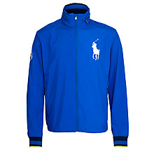 Buy Polo Golf by Ralph Lauren Ryder Cup Jacket, Cruise Royal Online at johnlewis.com