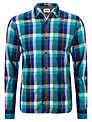 Hilfiger Denim Lynden Check Shirt, Peacoat