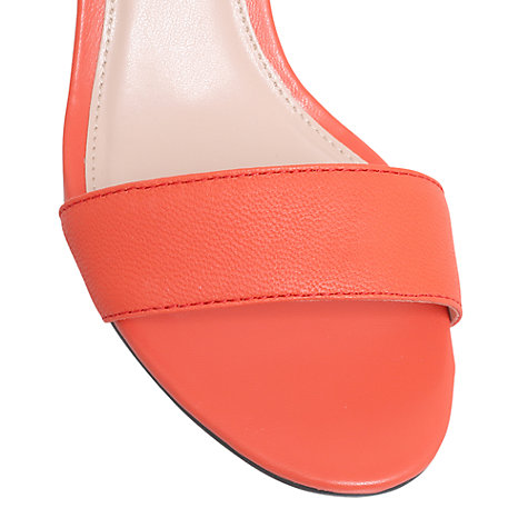 Buy Carvela Kindly Leather Sandals Online at johnlewis.com