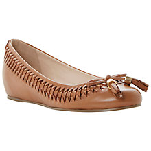 Buy Dune Mirander Leather Pumps Online at johnlewis.com
