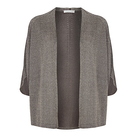 Buy Windsmoor Envelope Cardigan, Espresso Online at johnlewis.com