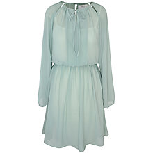 Buy Paisie Grecian Style Chiffon Dress, Mint Online at johnlewis.com