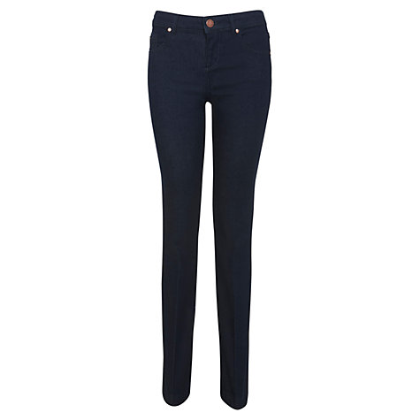 Buy Miss Selfridge Slim Fit Jeans, Indigo Online at johnlewis.com