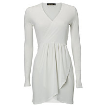 Buy Rise Paris Dress, Cream Online at johnlewis.com