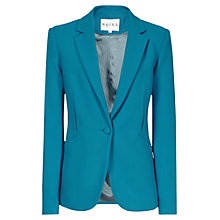Buy Reiss Dane One Button Blazer, Blue Online at johnlewis.com