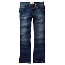 Buy Fat Face Smithy Bootcut Denim Jeans, Blue Online at johnlewis.com