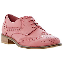 Buy Dune Langbury Brogue Shoes Online at johnlewis.com