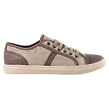Buy Geox Idol Soul Trainers, Olive/Ebony Online at johnlewis.com