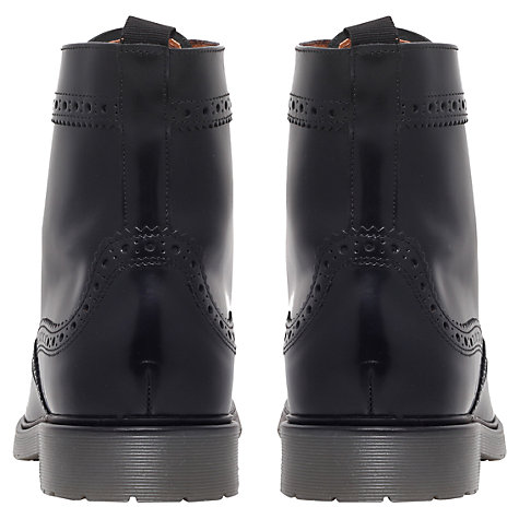 Buy KG by Kurt Geiger Jeremiah Brogue Boots Online at johnlewis.com