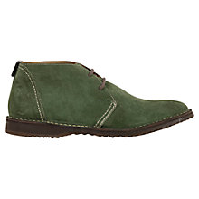 Buy Geox Zal Suede Desert Boots Online at johnlewis.com