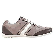Buy Geox Houston Leather and Suede Trainers Online at johnlewis.com