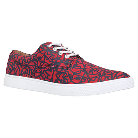 Buy KG by Kurt Geiger Cassius Printed Trainers Online at johnlewis.com