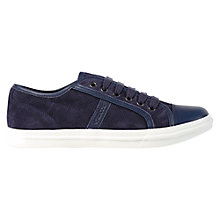Buy Geox Idol Cup Sole Trainers, Navy Online at johnlewis.com