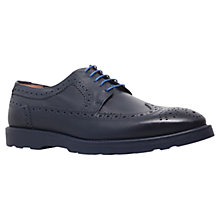 Buy KG by Kurt Geiger Gabriel Derby Brogues Online at johnlewis.com