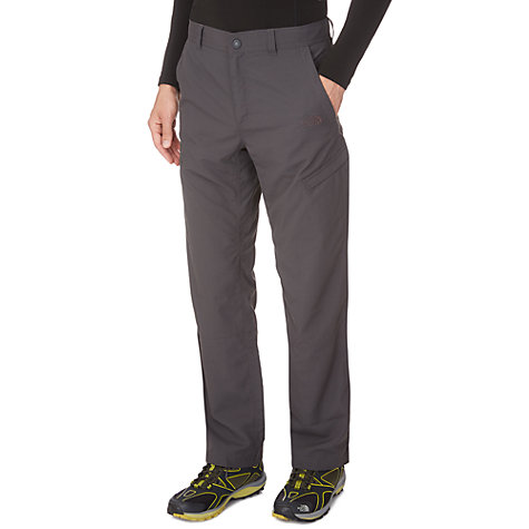 Buy The North Face Men's Horizon Cargo Trousers, Asphalt Grey Online at johnlewis.com