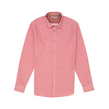 Buy Ted Baker Whodoes Circle Print Shirt Online at johnlewis.com