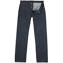 Buy Ted Baker Slim Orford Smart Jeans, Rinse Denim Online at johnlewis.com