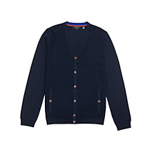 Buy Ted Baker Bysical Wool Cardigan, Navy Online at johnlewis.com